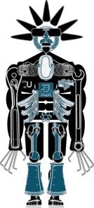 Titanium tattoo